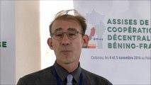 Bertrand Fort, délégué à l'action extérieure des collectivités françaises , ministre des affaires étrangères (France)
