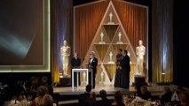 Miyazaki reçoit un Oscar d'honneur