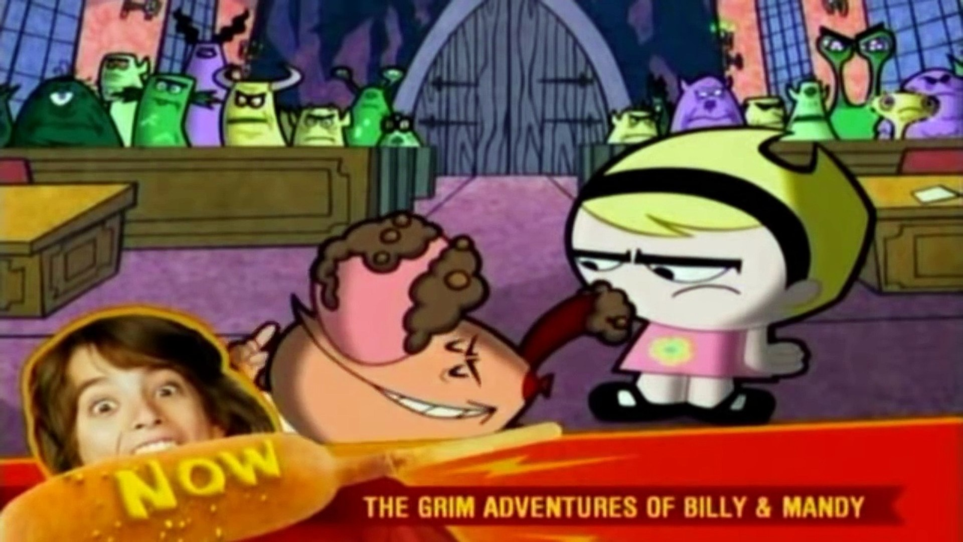 Billy And Mandy Deleted Scene Keeper Of The Reaper P7