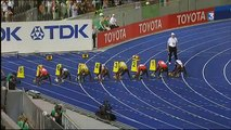 Le 100m d'Usain Bolt en 9'58 au Stade Olympique de Berlin
