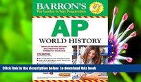 Best Price Barron s AP World History, 7th Edition John