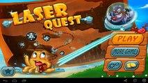 Лазерный поиск / Laser Quest - for Android GamePlay