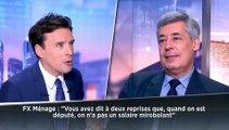 """Avec 5100 euros de côté, Henri Guaino dit ne """"rien mettre de côté"""""""