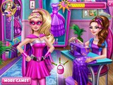 Super Barbie Design Rivals: Best Game for Little Girls