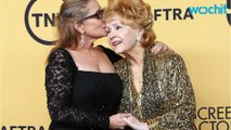 Carl Reiner Pays Tribute To Debbie Reynolds And Carrie Fisher