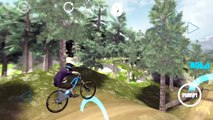 Shred! Extreme Mountain Biking - HD (By Alex Johnson) - iOS - iPhone/iPad/iPod Touch Gameplay