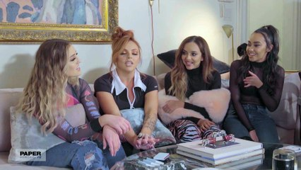PAPER Penthouse: Little Mix