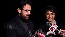 Dangal Crosses 300 Cr Aamir Khan & Kiran Rao React Dangal Collection Box Office