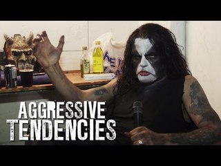 Abbath on Repulsion, his Judas Priest cover and saluting Mayhem   Aggressive Tendencies