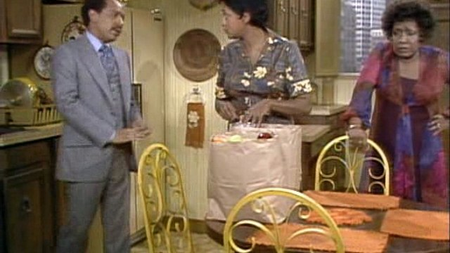 The Jeffersons S04e22 - Uncle George And Aunt Louise