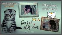 NC.A & Yook Sung Jae of BTOB - Playing with fire MV HD k-pop [german Sub]