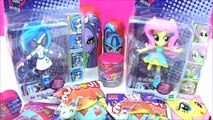 Equestria Girls Dazzlings Toys Surprise Nesting dolls! Kids Fun MLP My Little Po