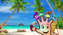 Cartoon Finger Family Rhymes | Nursery Finger Family Rhymes | Animated 3d Rhymes