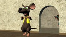 Funny Happy Birthday Song  Mouse sing Happy Birthday To You