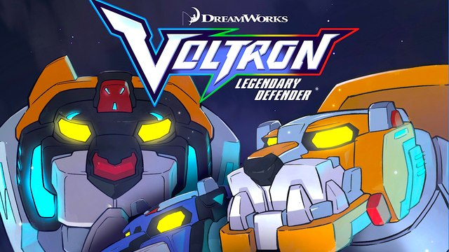 VOLTRON: Legendary Defender - #NETFLIX Season 2  Official Trailer