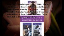 Download Harlequin Intrigue January 2016 - Box Set 1 of 2: Reunion at Cardwell Ranch\Special Forces Savior\Hunter Moon e