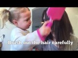 This May Be the Cutest Hair Tutorial You've Ever Seen