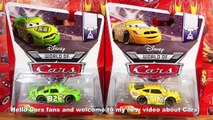 Disney Pixar Cars, new dicast Single Packs Fiber Fuel Nr.56 & Shiny Wax Nr.82 1:55 Scale Mattel