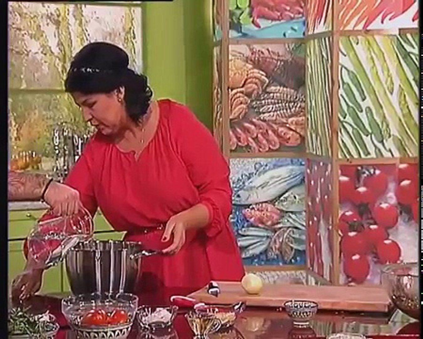 «Армянский Суп из авелука с чечевицей» - «Ишхан речной