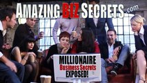 Amazing Biz Secrets:  Millionaire Business Secrets Exposed.  Trade Secrets.
