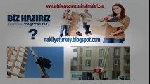Asansörlü Evden Eve Taşımacılık | Antalya Evden Eve Nakliyat