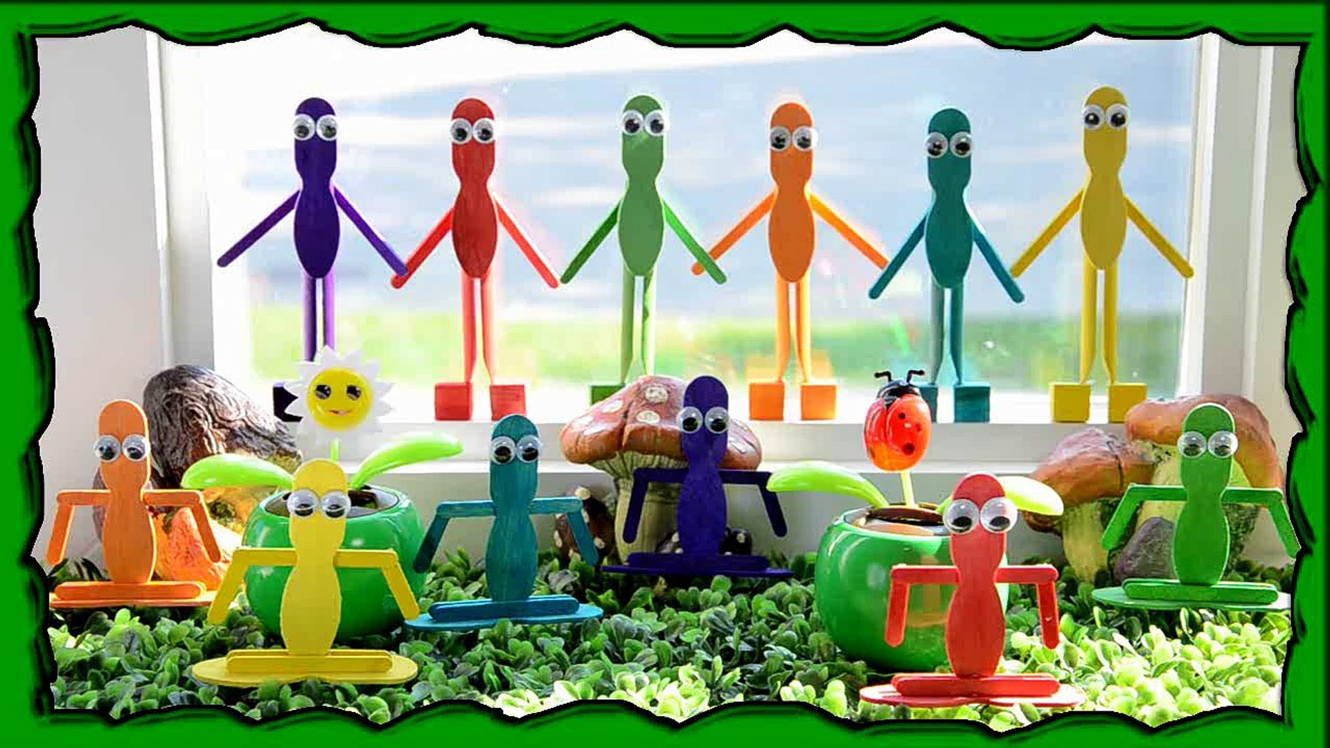 The WooPeDoops Learn About Colors - Color Kids Learning Colors - Kids Educational - TV Shows Online