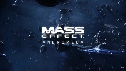 Mass Effect: ANDROMEDA - Combat Gameplay Trailer - CES 2017