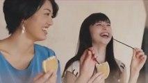 【 中条あやみ CM 】 食べたくなる!! ハーゲンダッツ  クリスピーサンド 「タヒチバニラ」篇