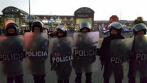 Violence erupts in Mexico after gas price hike