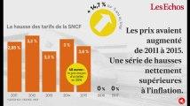 Pourquoi la SNCF n'augmente pas ses tarifs cette année