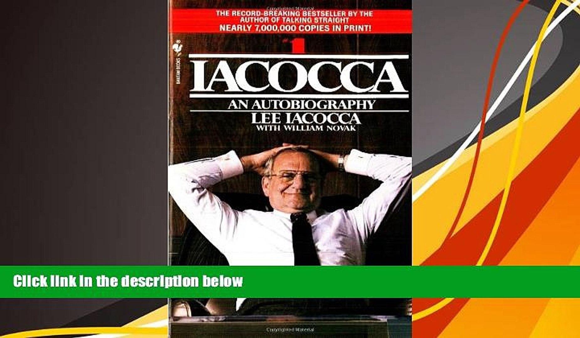 iacocca autobiography pdf