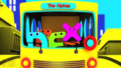 Alphas - Wheels on the bus
