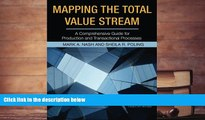 Read  Mapping the Total Value Stream: A Comprehensive Guide for Production and Transactional