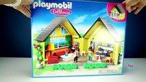 Playmobil City Life Dollhouse Building Set Build Re