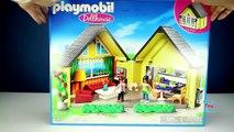 Playmobil City Life Dollhouse Building Set Build Rev