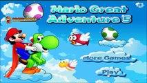 Super Mario Cartoons for Children - Super Mario and Sonic Games - Super Mario Gameplay For Babies
