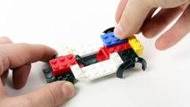 Lego City 60128 Police Pursuit - Lego Speed Build