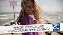 Qui est Sveva Alviti l'actrice qui joue Dalida ?