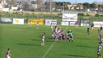 Match Alpes Cote ArgentU16