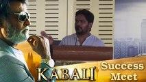 Pa Ranjith About Rajinikanth decision in Kabali Movie climax _ Kabali Success Meet _ V Creations-DpAI4pdzT44
