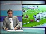 25η ΑΕΛ-Διαγόρας Ρόδου 1-0 1988-89 ΕΤ1 Αθλητική Κυριακή