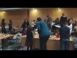 Εκδήλωση για τα παιδιά των εργαζομένων από την περιφερειακή ενότητα Βοιωτίας