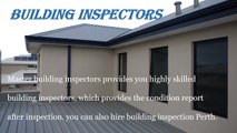 Building Inspection ,  Master Building Inspectors