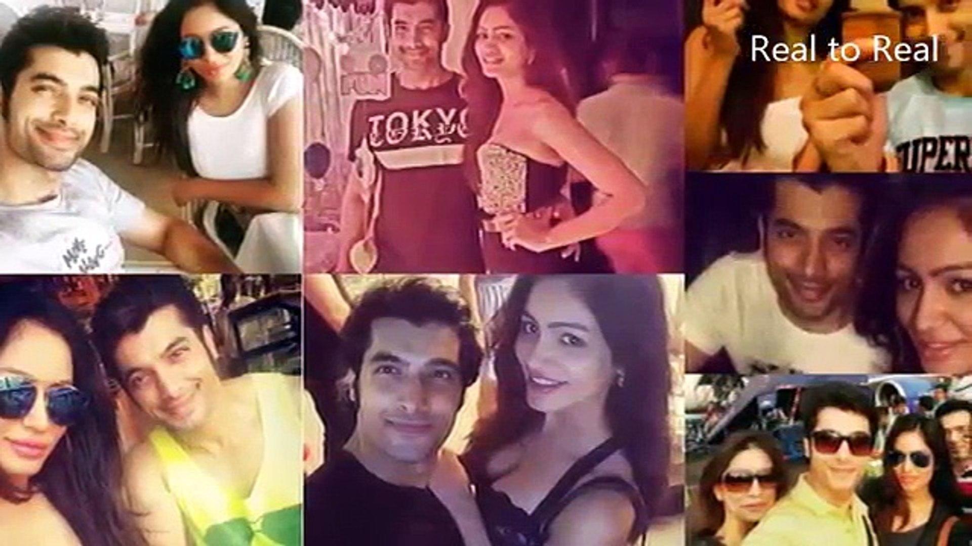 Real Life Love Partner of Kasam Tere Pyaar ki actors