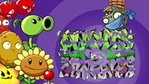 Plants VS Zombies : Summer Holidays and Winter Holidays (Animation)