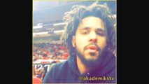 J. Cole '4 Your Eyez Only' Album Projected to Sell 550K -575K Records First Week.-fGAfmT5_n0Y