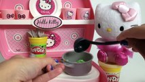 Kitty De Juguetes Hello Play Cocina Doh Playset Mini CBxWroEdQe