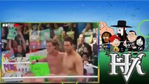 WWE Money in the Bank 2012 RAW Money in the Bank Match, John Cena was amazing