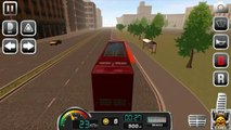 Bus Simulator new Android, Paris - Route 1 GamePlay - Android/Ipad/Iphone/App Store