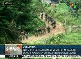 FARC alerta sobre retiro de funcionarios de la ONU en la Guajira
